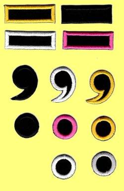 画像2: ワッペン アルファベット(一文字)