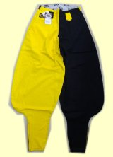カラーニッカ 黒と黄色のツートン